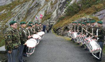 """В Швейцарии проходят традиционные """"суворовские дни"""""""
